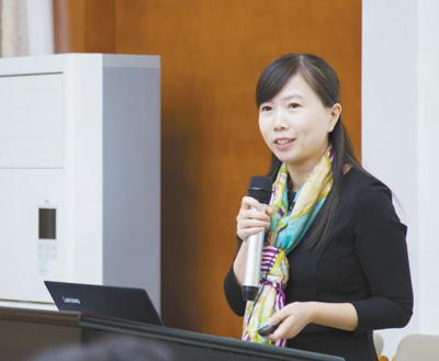 北京师范大学80后思政课教师温静:有如时雨化之者