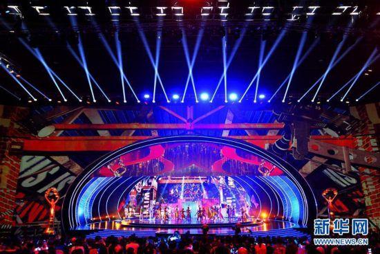 (北京电影节)(1)第九届北京国际电影节闭幕式暨颁奖典礼在京举行