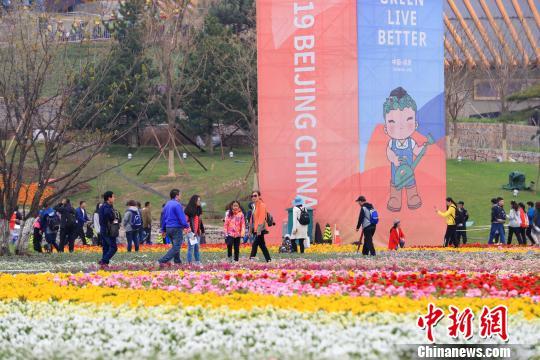 北京世园会进行全负荷压力测试为迎全球游客做好准备