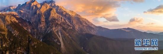 (环境)(1)玉龙雪山风光无限