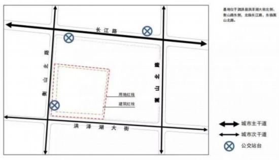 宿迁泗洪县衡山路学校9月1日起正式投入使用