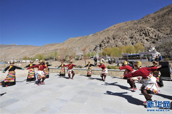 (文化)(1)西藏:传承文化助推旅游