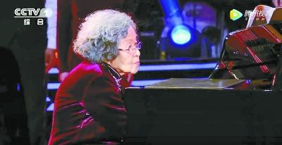 89岁巫漪丽,一生献给钢琴和音乐
