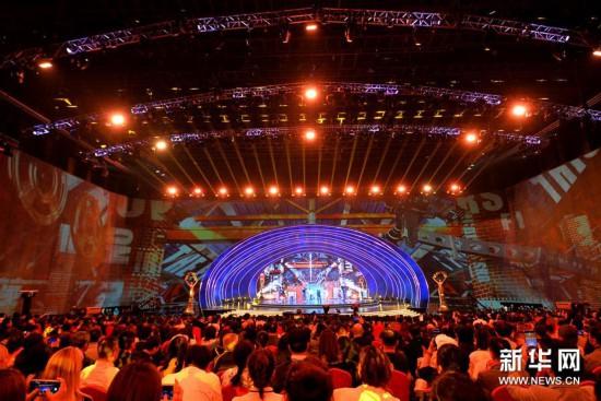 (北京电影节)(3)第九届北京国际电影节闭幕式暨颁奖典礼在京举行