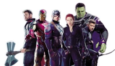 《复联4》4月24日上映 国内预售票房破5亿