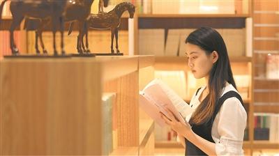南京这些书店成网红 从售书地到城市文化客厅