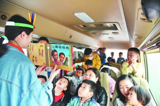 安徽合肥:世界读书日 书香盈满城