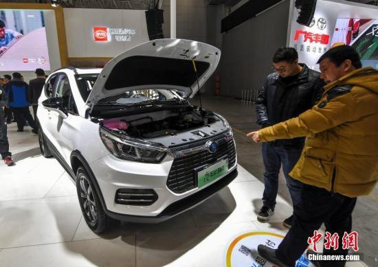 工信部:将大力推进氢能及燃料电池汽车产业创新发展