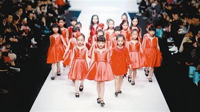 时尚看巴黎 童装看织里