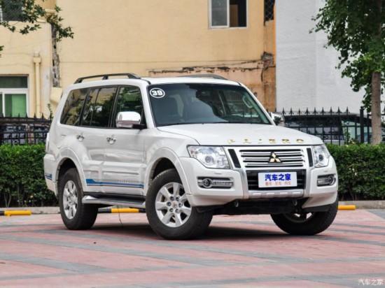 三菱汽车声明:帕杰罗将继续在中国销售