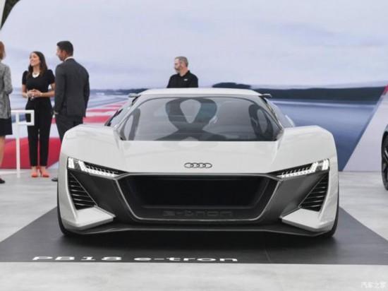 替换R8 奥迪或推纯电超跑e-tron GTR