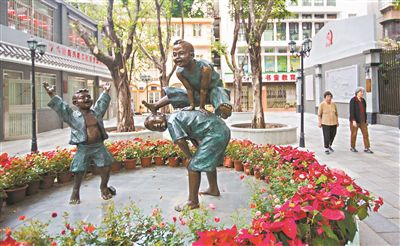 广州越秀区148个老旧小区将改造