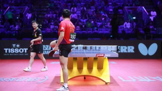 世乒赛樊振东意外被淘汰马龙冲击3连冠伟业