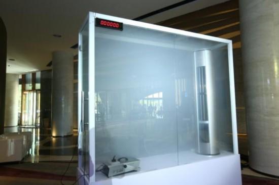 44秒净化20秒制冷 海信新品空调定位舒适家