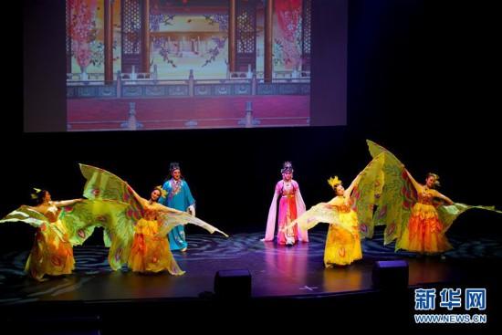 (XHDW)(2)江西采茶戏欧洲巡演首站亮相布拉格
