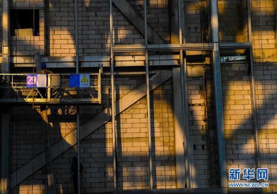 (經濟)(7)深圳國際會展中心建設進入沖刺階段
