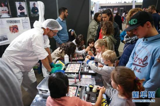 (国际)(1)布鲁塞尔举办科技节