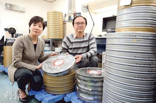 香港将数码化李小龙等早期电影 料最快2020年放映