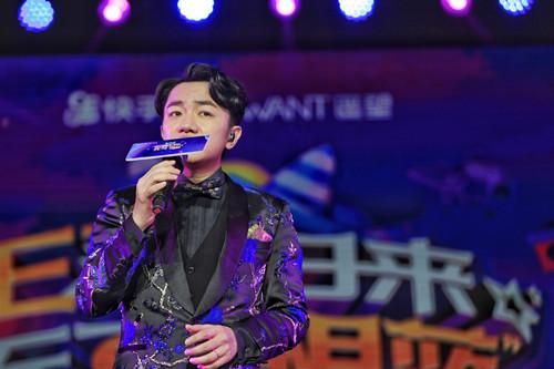 """王祖蓝快手上玩了一场高大上的""""微综艺""""   十万盒面膜瞬间秒空"""