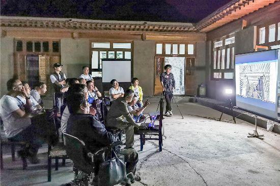 """2019""""看见+""""摄影工作坊聚焦宁夏南长滩"""