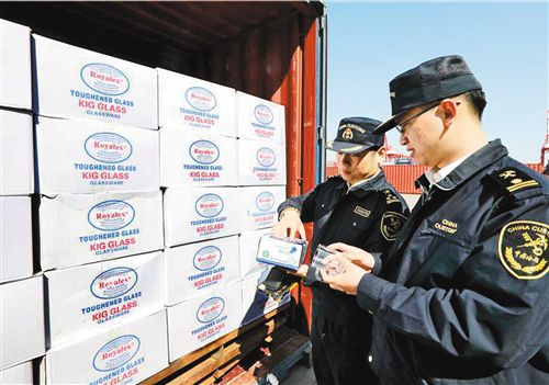 知识产权海关保护作用日益显现 行邮侵权货物增加