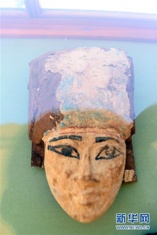 (国际)(3)埃及发掘出一处古王国时期墓地