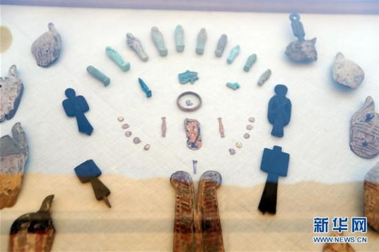 (国际)(2)埃及发掘出一处古王国时期墓地