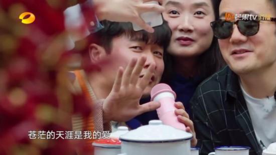 凤凰传奇、筷子兄弟《向往的生活》合唱,原来宠粉还能这样玩?