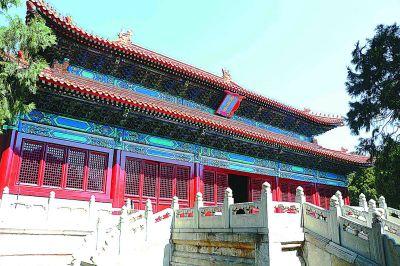 经过两年修缮 北京十三陵昭陵恢复开放