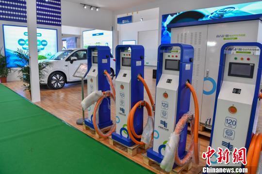 海南出臺電動汽車充電基礎設施規劃