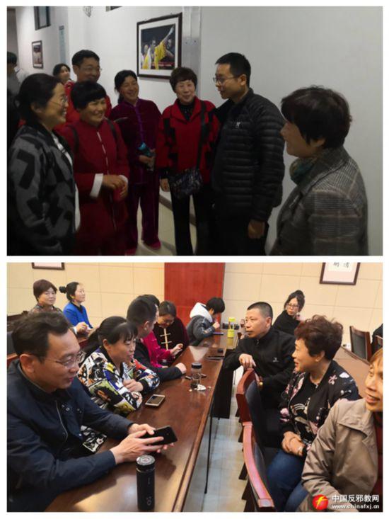 河南省为健身气功社会指导员普及反邪教知识