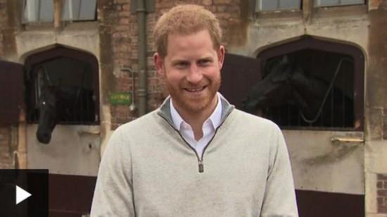 哈里王子宣布梅根诞下男婴孩子拥有双重国籍