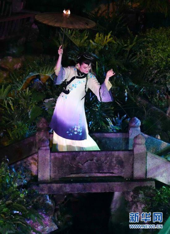 (文化)(2)福州:在千年坊巷品味传统文化