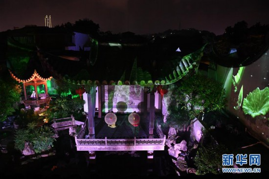 (文化)(3)福州:在千年坊巷品味传统文化