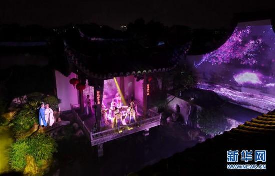 (文化)(4)福州:在千年坊巷品味传统文化
