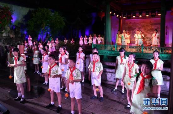 (文化)(1)福州:在千年坊巷品味传统文化