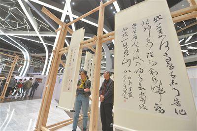 江苏青年艺术家作品展开展 300件作品亮相