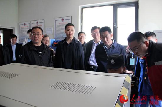 国务院安委会第三考核巡查组巡查考核邯郸安全生产和消防工作