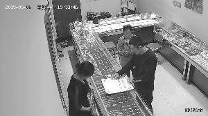 苏州吴中一男子抢金店 16分钟后就被抓获