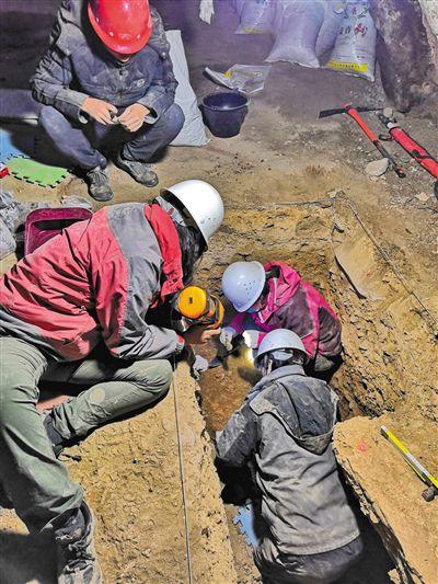 最早的青藏高原人被发现