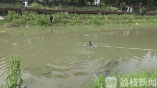扬州两女孩化工园区内溺水身亡 警方介入调查
