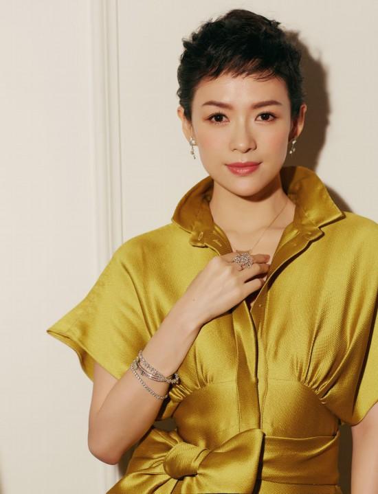 章子怡位列戛纳官方大师班成华语电影第一人