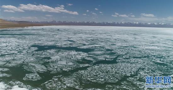 (美丽中国)(4)西藏:纳木错开湖