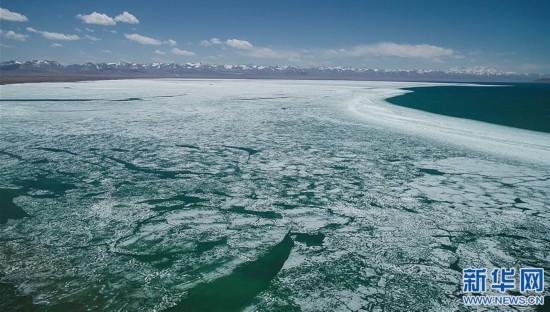 (美丽中国)(1)西藏:纳木错开湖