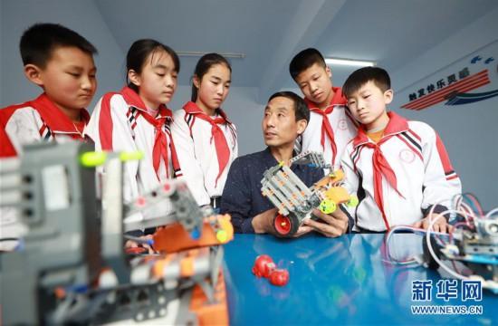 (教育)(5)科技社团丰富校园生活