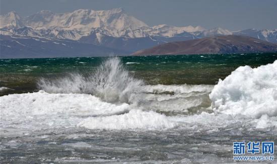 (美丽中国)(7)西藏:纳木错开湖