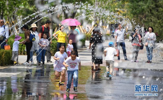 北京世园会园区成为京郊刘伯温四肖中特料2018新热点