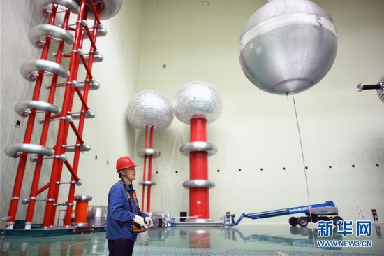 (科技)(1)青海开展高海拔地区特高压试验研究