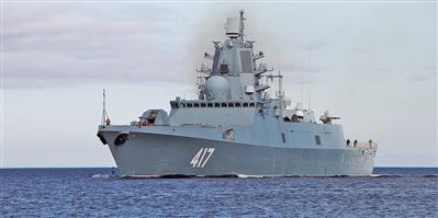 """俄海军打造非对称""""撒手锏"""""""