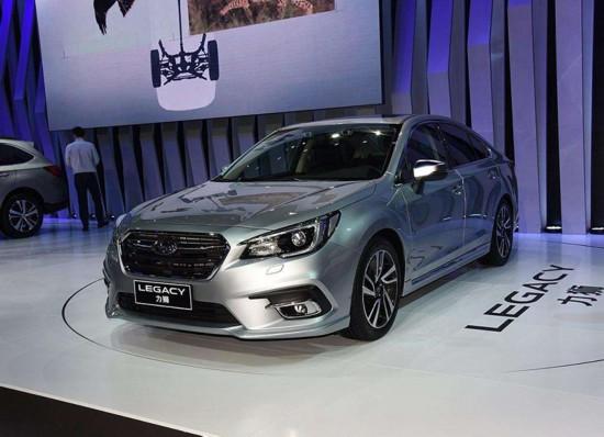 斯巴鲁(中国)发布通知扩大召回进口力狮汽车